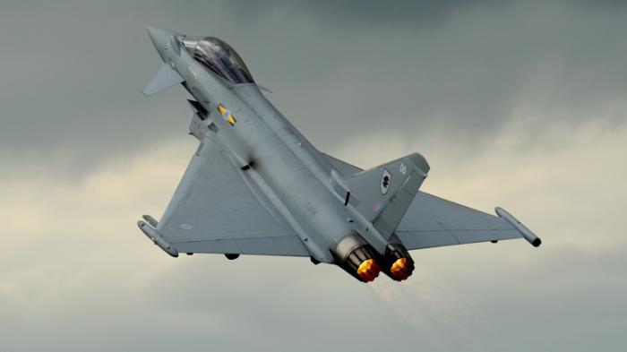 Typhoon yang dibangun oleh BAE  rencananya  bakal dibeli Malaysia