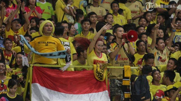 Suporter Mitra Kukar tak Setuju Jika Striker Asing Dilarang Tampil di Liga 1