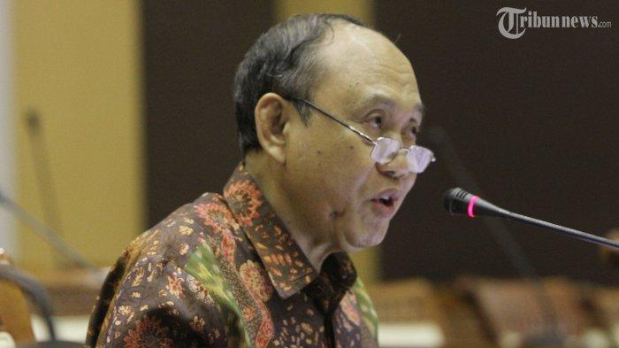 Hakim MK Singgung Sikap Jokowi Tak Teken UU KPK Hasil Revisi