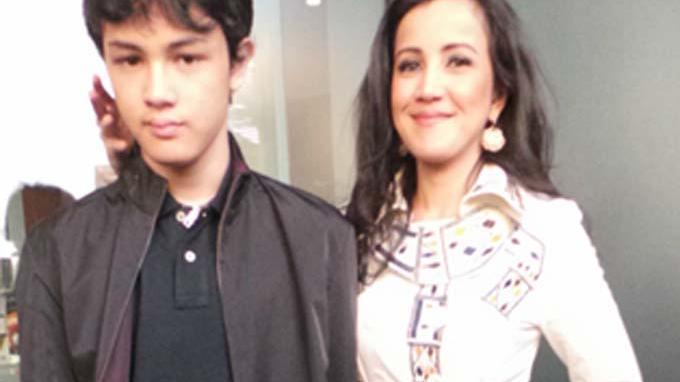 Ayahnya Tak Bisa Biayai, Sang Ibu Harus Banting Tulang Untuk Adik, Putra Andi Soraya Rela Jadi Kasir