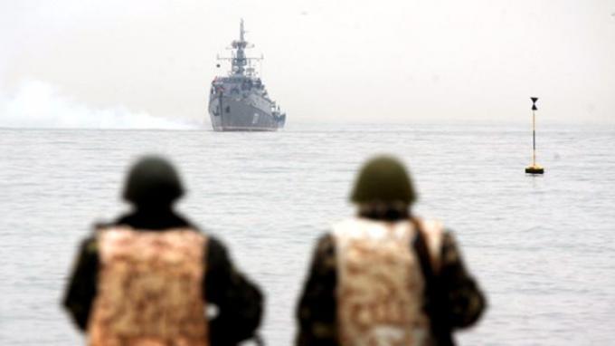 Kerajaan Inggris Akan Kirim Kapal Perang ke Perairan Ukraina