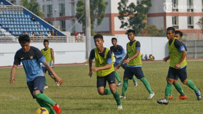 Timnas U-19 Ditahan Imbang Mitra Kukar U-21 Tanpa Gol