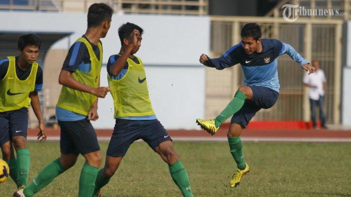 Mitra Kukar Junior Harus Pressing Timnas U-19