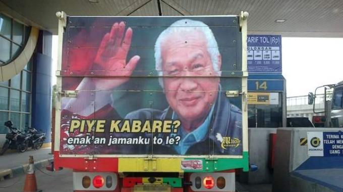 Kampanye Golkar: Piye Kabare, Isih Penak Jamanku To?