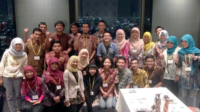 24 Calon Pemimpin Masa Depan Indonesia Belajar ke Jepang