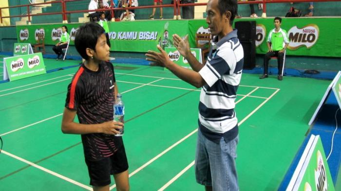 Peserta Banyuwangi Kejar Impian Meraih Juara di MILO School Competition Surabaya