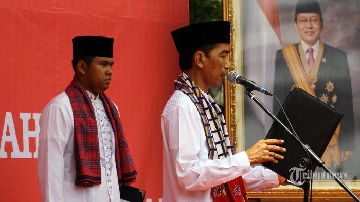 Jokowi Janjikan Bangun 50 Ribu Puskesmas