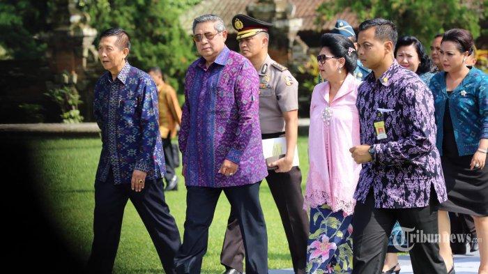 Lengser dari Presiden, SBY Harap Tidak Ditilang Polisi