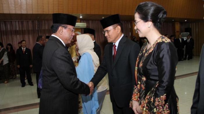 Laksda Iskandar Sitompul jadi Deputi Bidang Koordinasi Pertahanan Negara