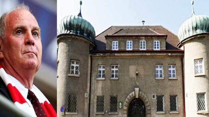 Uli Hoeness, dikabarkan bakal menghabiskan masa vonis tiga setengah tahun penjara atas kasus penggelapan pajak di penjara Landsberg, yang juga merupakan bekas penjara pemimpin Nazi, Adolf Hitler.
