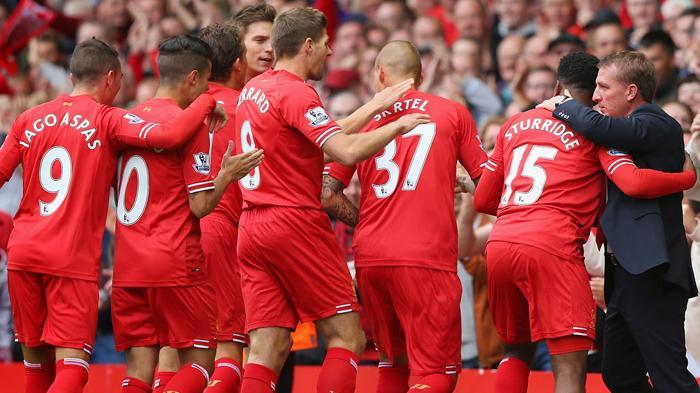 Pelatih Liverpool  Brendan Rodgers Layak Jadi Manager of the Year
