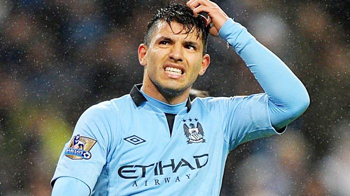 Usaha Keras Manchester City Agar Sergio Aguero Tetap Bertahan