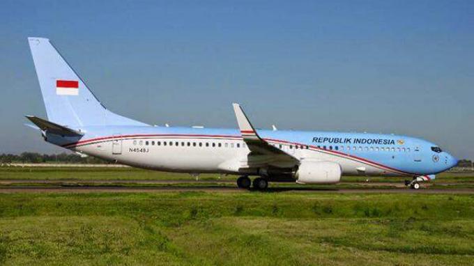 Pilot TNI AU Siap Terbangkan Pesawat Kepresidenan RI ...
