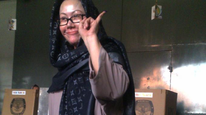 Ratu Atut Pasrah Lepas Jabatan Gubernur Banten