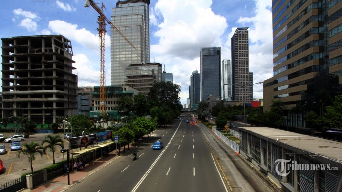 Indonesia Masih Resesi, Pertumbuhan Ekonomi Minus 0,74 Persen Pada Kuartal I 2021