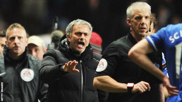 Jose Mourinho Didenda Rp 152 Juta