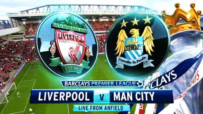 Liverpool Versus Manchester City: Laga Terakbar Liga Inggris Musim Ini