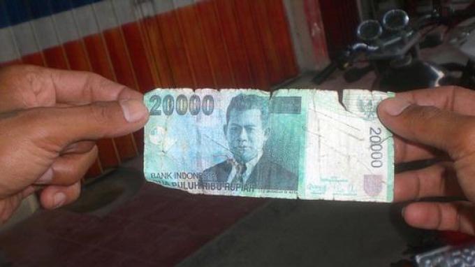 Punya Uang Rusak Mas Hadi Solusinya - Tribunnews.com Mobile