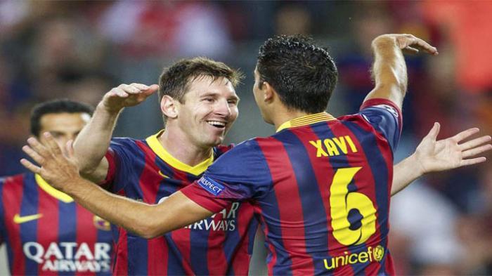 Fakta-Fakta Menarik Derbi Catalan Barcelona Vs Espanyol: Rekor Bertinta Emas Messi dan Xavi