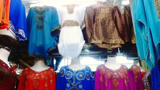Ini Baju Muslim Yang Lagi Nge Trend Di Tanah Abang Tribunnews Com Mobile
