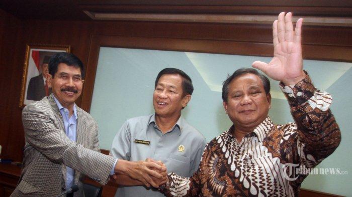 Gerindra Minta Pemerintah Batasi Akun 'Pasukan Nasi Bungkus'