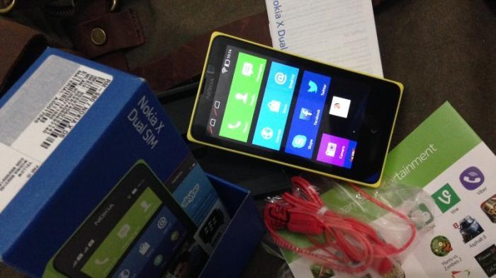 Tanda-tanda Nokia X 'Dilahirkan' Lagi ke Pasaran