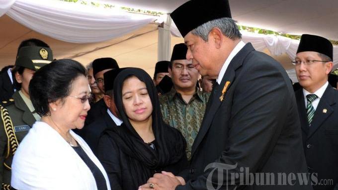 Jokowi, Megawati dan SBY Dijadwalkan Hadir di Blitar 1 Juni