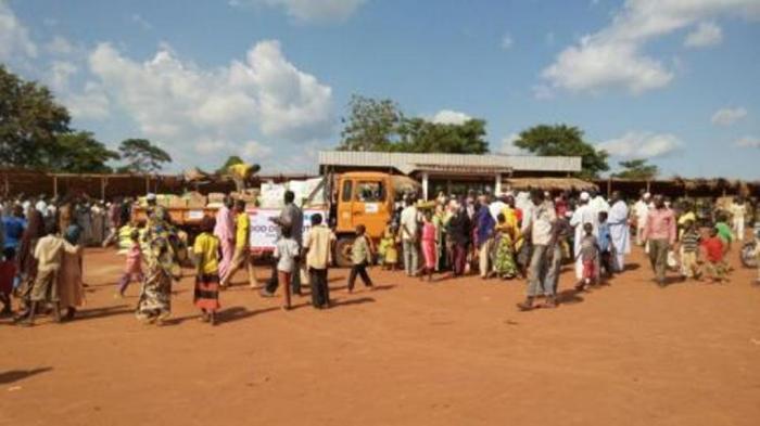 Arus Pengungsi Konflik Afrika Tengah Terus Mengalir ke Kamerun
