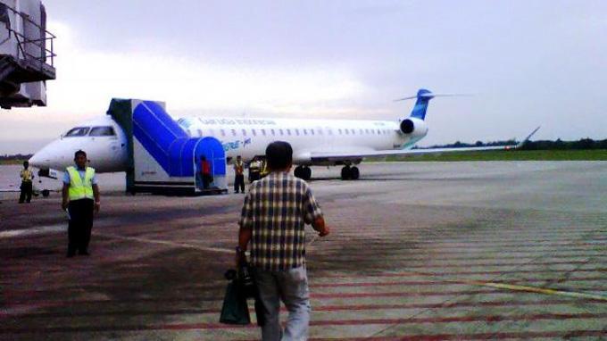 Rupanya Ini Alasan Garuda Putus Kontrak Sewa Pesawat Bombardier CRJ 1000 NextGen