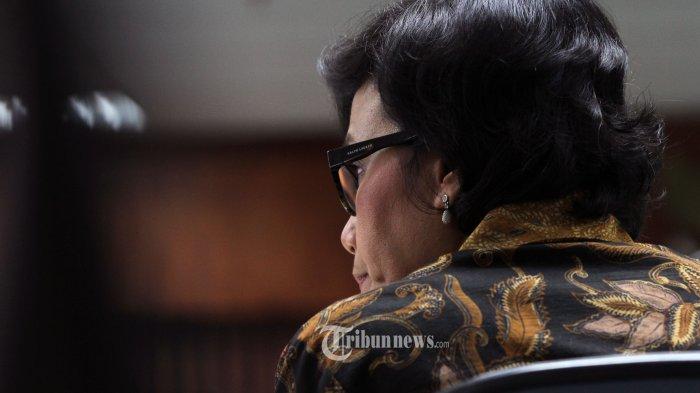 Perdebatan Sengit Sri Mulyani Dengan Jaksa Kpk Soal Krisis 2008 Tribunnews Com Mobile