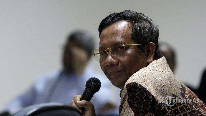 PPP Merapat ke Gerindra, Peluang Mahfud MD Jadi Cawapres Prabowo Terbuka