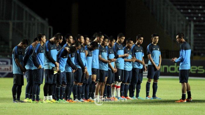 10 Pemain Lebanon U-19 Mampu Tahan Imbang Timnas Indonesia U-19 0-0