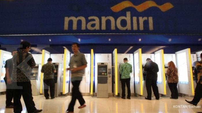 Bank Mandiri Alokasikan Sekitar 85 Persen dari Rp 33,4 Triliun untuk ATM