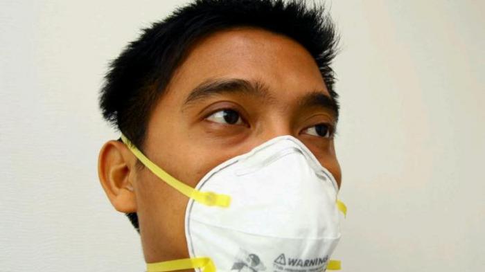 Masker Bersertifikat N95 Ampuh Tangkal Virus MERS