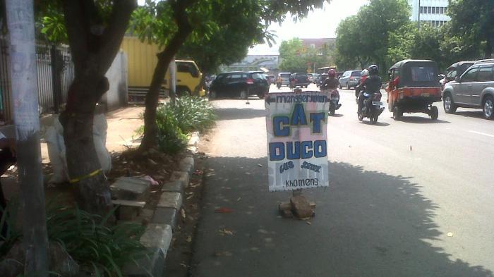 Pekerja Jasa Cat Duco di Salemba Menjerit, Harga Cat Naik Terus Sementara Pelanggan Anjlok 50 Persen
