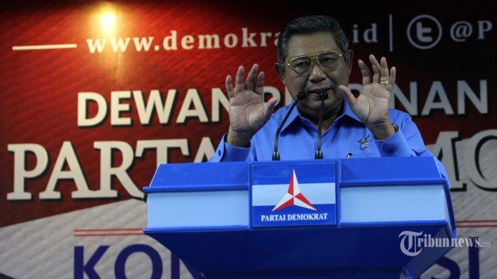 SBY Minta Menteri yang Sibuk di Pilpres Agar Mundur dari Kabinet