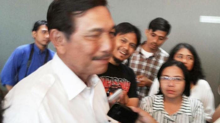 Di Mana Spirit Korsa Luhut terhadap Prabowo?