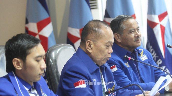 Syarief Hasan: Dukungan ke Prabowo-Hatta Dapat Restu SBY