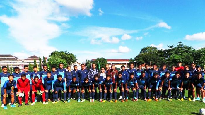 Timnas Indonesia U-19 Ditahan Imbang 0-0 Lebanon U-19 Babak I: Tempo dan Tensi Laga Tinggi