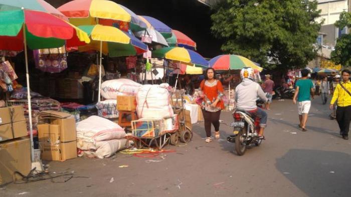 PKL Bakal 'Dibersihkan' dari Pasar Asemka