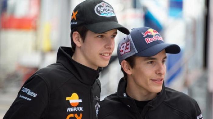 5 Pembalap MotoGP yang Bersaudara, dari Marc dan Alex Marquez hingga Valentino Rossi