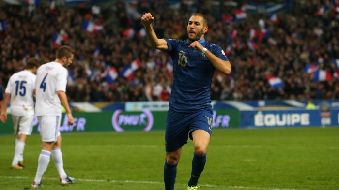 Euro 2020: Momen Tepat Penebusan Dosa Masa Lalu, Les Bleus Harapkan Tuah Karim Benzema