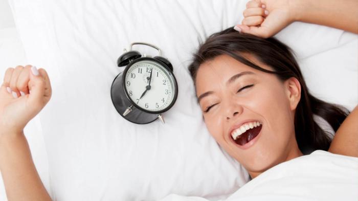 Mengigau Pada Saat Tidur Bukanlah Gangguan Tidur yang Hebat