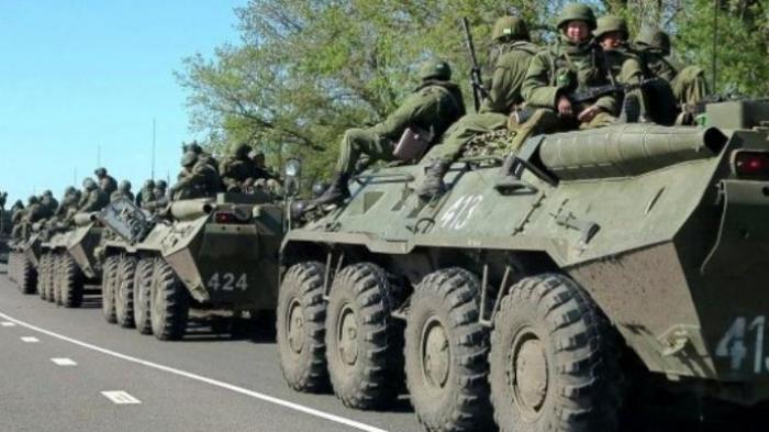 Rusia Tarik Pasukan dari Perbatasan Ukraina, Ketegangan Berangsur Reda