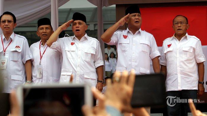 Tim Prabowo Gugat Hasil Pilpres ke MK, Ini Beda Jumlah Pengacara di Sengketa Pilpres 2014 dan 2019