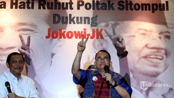 Dukung Jokowi, Ruhut Harap Mujizat Hubungan SBY-Mega Membaik