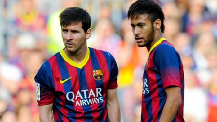 JADWAL Live Streaming SCTV Liga Champions PSG vs Barcelona, Reuni Neymar Messi Bisa Terjadi