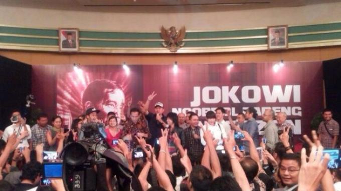 Jokowi Janji ke Netizen  Tak Akan Berangus Kebebasan Berekspresi
