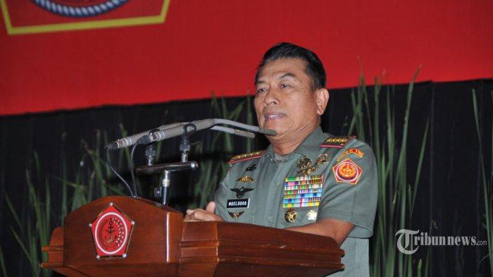 Panglima TNI: Menwa Sebagai Komponen Cadangan Harus Siap ...