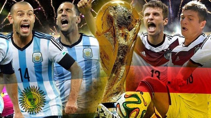 Jelang Laga Persahabatan Jerman vs Argentina : Der Panzer Panggil Pemain Muda